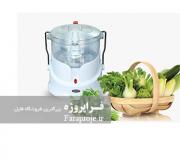 تحقیق تولید سبزی خوردکن خانگی