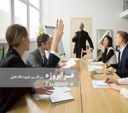 تحقیق بررسی عوامل موثر بر رضایت شغلی کارمندان دانشگاه آزاد اسلامی