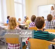 مقاله بررسی رابطه بين فشار روانی و پيشرفت تحصيلی دانش آموزان دختر و پسر