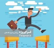 مقاله بررسی کارآفرینی دانشجویان دانشکده مدیریت
