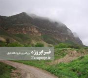 مقاله نقش سد شیرین دره در توسعه کشاورزی دهستان اترک