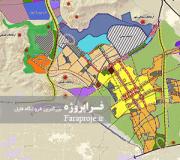 مقاله تحلیل مکانی وفضایی تغییرات کاربری اراضی شهری مطالعه موردی منطقه 15 شهرداری تهران