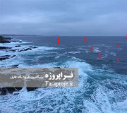 مقاله جریانات دریایی