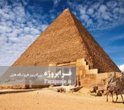 مقاله معماری مصر